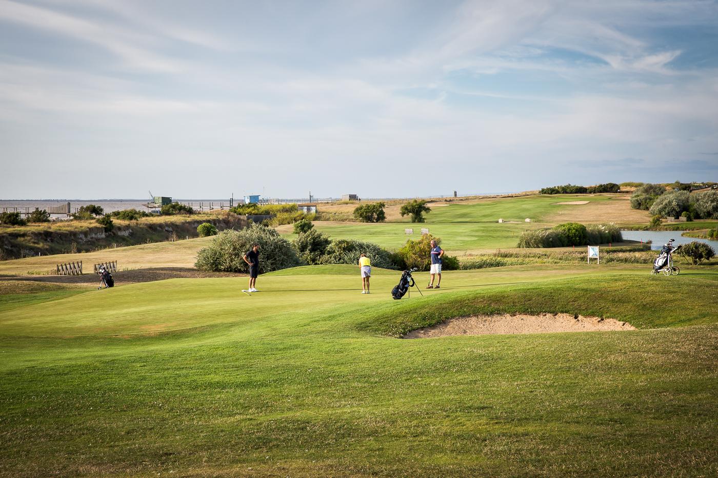 Offre spéciale – Nouveaux golfeurs « carte verte »
